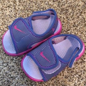 c0edf6d59617c Nike Shoes - Nike baby girl sandals